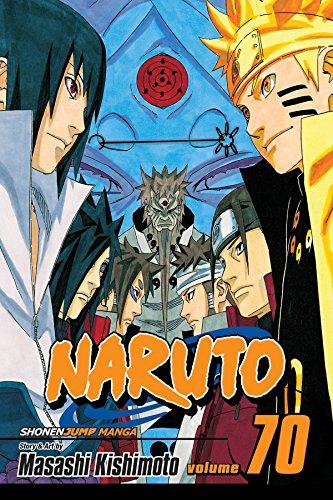 Naruto Volume 70