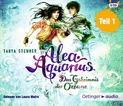 Alea Aquarius. Das Geheimnis der Ozeane - Teil 1 (4CD): Band 3, Ungekürzte Lesung, ca. 300 min. (Geheimnis Cd)