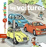 Les voitures (Mes p'tites questions) (French Edition)