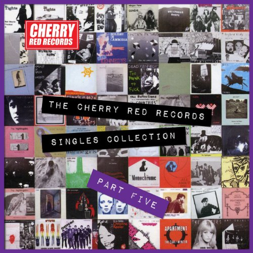 The Cherry Red Records Singles...