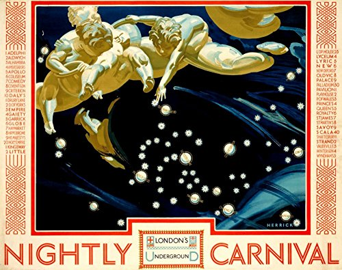 london-underground-nightly-carnival-wonderful-a4-glossy-art-print-taken-from-a-rare-vintage-railway-