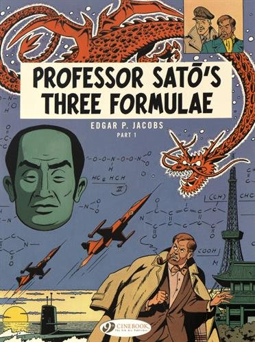 Professor Sato's Three Formulae - Part 1 | TheBookSeekers