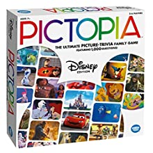 Ravensburger 26023 Pictopia Disney Edition-The Picture Trivia Game, Multi-Colour