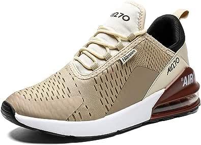populalar - Scarpe da corsa, da uomo e da donna, scarpe da ginnastica, sneaker traspiranti, per corsa, fitness, palestra, outdoor, leggere.