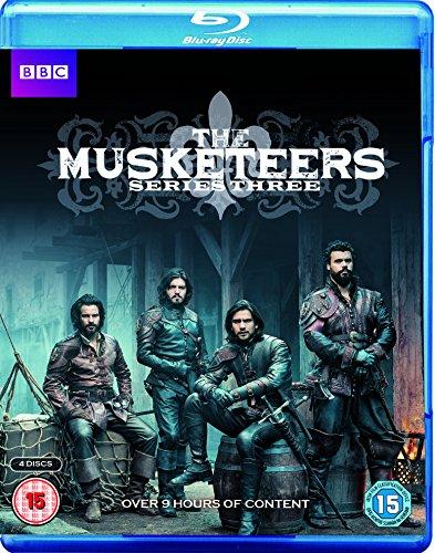 musketeers-series-3-blu-ray-uk-import
