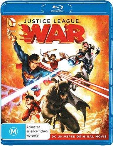 DC Comics - Justice League - War
