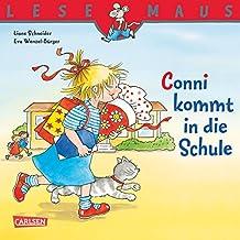 LESEMAUS: Conni kommt in die Schule (German Edition)