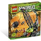 LEGO NINJAGO 9457 Abrisskran der Beißvipern - EXCLUSIVE KENDO COLE