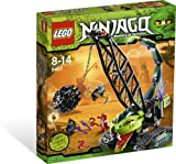 LEGO Ninjago 9457 Fangpyre Wrecking Ball (415pcs)