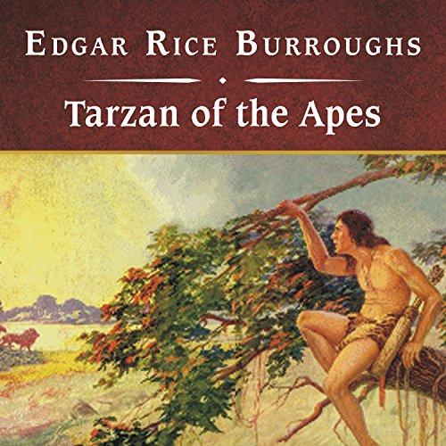 Tarzan of the Apes  Audiolibri