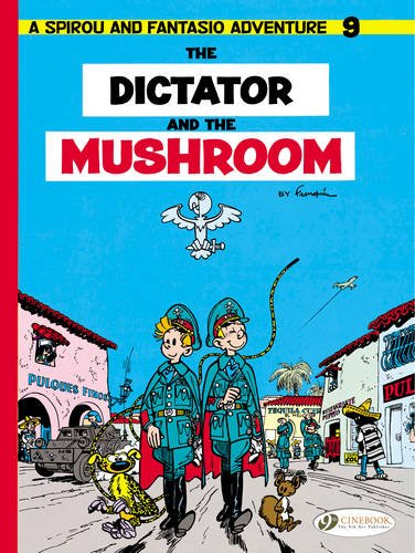 The Dictator and the Mushroom Cover Image