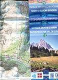 Wanderführer und Wanderkarte im Set - EU-Projekt
