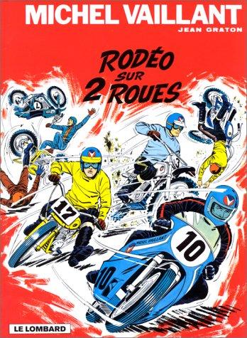 Michel Vaillant, tome 20 : Rodéo sur deux roues