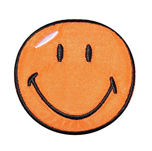 bugelbild-smiley-orange-38-cm-38-cm-aufnaher-gewebter-flicken-applikation-gesichter-smile-emotion-sm