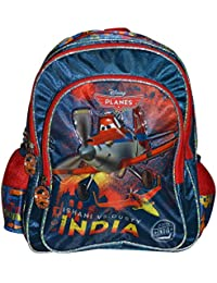 Planes 40 cms Dark Blue Children's Backpack (St-Dpe-16)