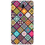 The newest designer Microsoft Lumia 650 back cover from URBAN KOLOURS, is an outcome of a lot of love and creativity. It is stylish, light weight, funky and uber cool designs that helps you in protecting your phone from scratches and any other unfore...