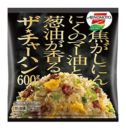 味の素 ザ・チャーハン袋 600g[冷凍]
