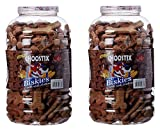 #5: Choostix Biskies with Real Mutton Dog Treat, 1 kg (Pack of 2)