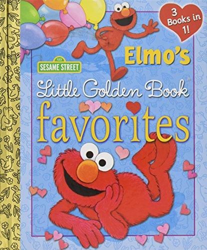 Elmo's Little Golden Book Favorites (Sesame Street)