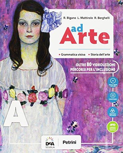 Ad arte. Per la Scuola media. Con e-book. Con espansione online. Con DVD-ROM