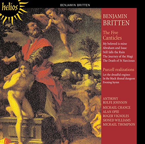 Britten: Five Canticles