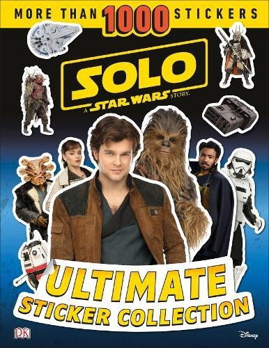 Solo A Star Wars Story Ultimate Sticker Collection por Beth Davies