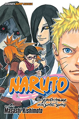 Naruto: The Seventh Hokage and the Scarlet Spring por Masashi Kishimoto