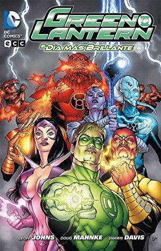 Green Lantern, El día más brillante