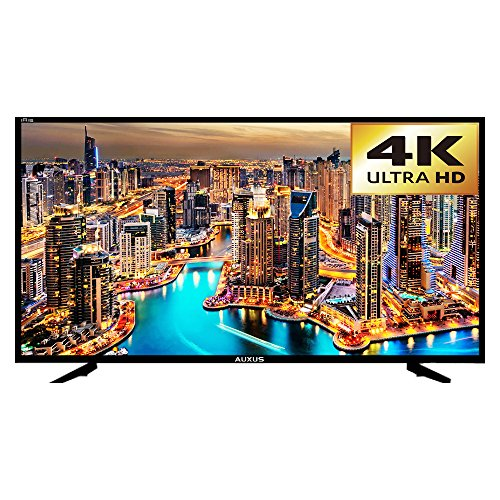 AUXUS 138 cm (55 Inches) Full HD LED Smart Android TV AX55L4K01-SM (Black) (model_year 2018)