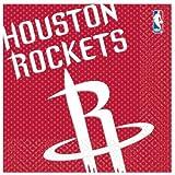 Kost-me 203649 Houston Rockets Basketball-Lunch-Servietten