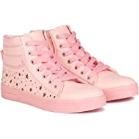 Denill Latest Collection, Comfortable & Stylish Ankle Length Boots, Sneakers Shoes for Women & Girls