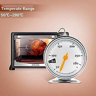 ADAALEN Hängen Edelstahl Ofen Herd Thermometer Temperaturanzeige Backen Kochen Tools