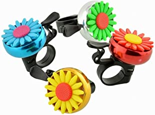 Flyes Kinder-Fahrradklingel für Mädchen, Klingelring für Kleinkinder