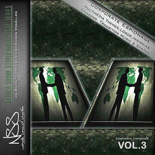 Corporate Espionage - Multimedia Insignias, Themes, Website Icons & Clicks, Vol. 3