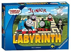 Ravensburger Thomas & Friends Labyrinth Junior - Juego de Maquillaje móvil