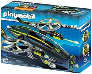 PLAYMOBIL 5287 - Magma Masters Razorcopter