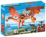 PLAYMOBIL 9459 Spielzeug-Rotzbakke und Hakenzahn, Unisex-Kinder