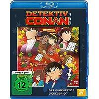 Detektiv Conan - 21. Film: Der purpurrote Liebesbrief