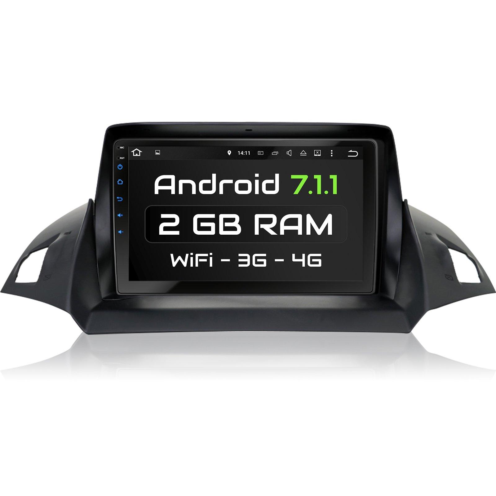 XOMAX XM9FK Autoradio passend fr FORD KUGA 20132017 I mit Android ...