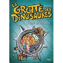 6. La grotte des dinosaures : La chute des météorites-coloris aléatoire