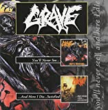 Grave: You'll Never See/Here I Die Sa (Audio CD)