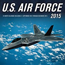 U.S. Air Force 16-Month Calendar: Including September 2014 Through December 2015