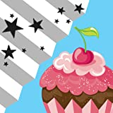 Orologio Meteo Widget Cupcake