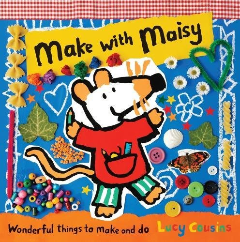 Make with Maisy por Lucy Cousins