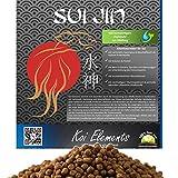 SUI JIN Teichprodukte 2,2kg Koi Elements - Körnung 4,5mm - Koifutter der Neuen Generation
