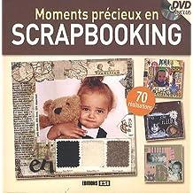 Moments précieux en scrapbooking (1DVD)
