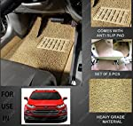 Premium Quality Anti Slip Noodle Mat - Set of 5pcs Anti-Slip Mats. Noodle Design, Premium Quality. Highly Durable and Long Lasting Material. Odorless (No Smell of rubber, unlike cheap rubber mats). Durable Construction to Retain Water, Snow, Dirt Deb...