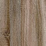 Selbstklebende Folie Klebefolie für Möbel Küche Tür & Deko Möbelfolie Holz Holzoptik verschiedene Dekore & Breiten Länge: 5m - 10m - 15m inkl. Rohr-Trading.SURFACES Filzrakel (Sonoma Eiche, hell, 5m x 67,5cm)