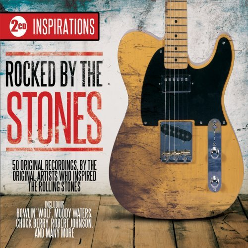 Rocked By The Stones by Various Artists