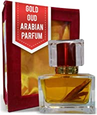 Real Gold Oud (With Real Oud Wood Inside) Long Lasting Natural Perfume Spray For Men & Women